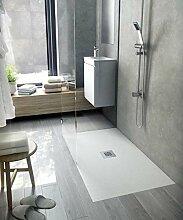 bodengleiche Dusche 120x70 x3 cm (LxB xH),