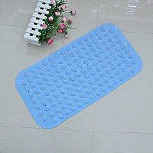 Bodenmatte/Anti-rutsch Badvorleger/Matte Massage/Badematte/Anti-rutsch-Matten-B 38x70cm(15x28inch)