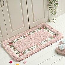 Bodenmatte Badezimmermatte Badematte Schlafzimmer