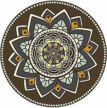 Bodenmatte FANJIANI Runde Form Teppich