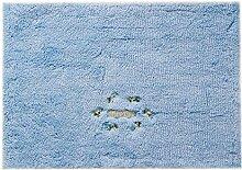 Bodenmatte,Fußabtreter,Matten In Der Halle,Küche Schlafzimmer Badezimmer Matten,Sanitär Saugfähigen Badezimmer Matte-B 50x76cm(20x30inch)