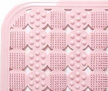 Bodenmatte/Geschmacklos Pvc-matten/Grüne Dusche