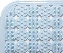 Bodenmatte/Geschmacklos Pvc-matten/Grüne Dusche Badvorleger/Nehmen Eine Badematte-D 45x45cm(18x18inch)