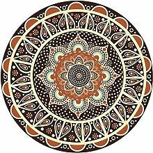 Bodenmatte Runde Form Teppich Hängesessel Kissen