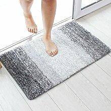 Bodenmatte Türmatte in die Halle Badezimmer WC