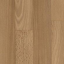 BODENMEISTER BM70489 PVC CV Vinyl Bodenbelag Auslegware Holzoptik 400 und 500 cm breit, schiffsboden buche, 9 x 5 m
