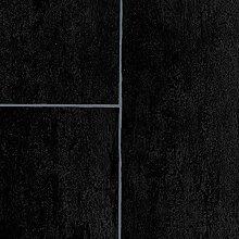 400 cm breit BODENMEISTER BM70517 Vinylboden PVC Bodenbelag Meterware 200 Steinoptik Betonoptik hell-grau 300