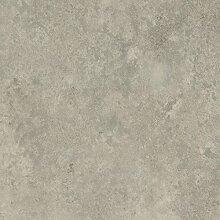 BODENMEISTER BM70568 PVC CV Vinyl Bodenbelag Auslegware Betonoptik Steinoptik grau 200, 300 und 400 cm breit, verschiedene Längen, Variante: 9 x 2 m