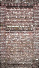 Bodenmeister Fototapete 3d Effekt Steinwand