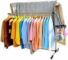 Bodenständer-Aufhänger-Wäscheständer,