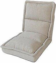 Bodenstuhl Boden-Sofa-Stuhl-Faule Einzelne Couch