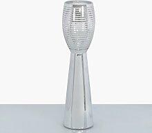 Bodenvase Evie Canora Grey Größe: 40 cm H x 10,2