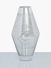 Bodenvase Evie Canora Grey Größe: 45 cm H x 23,5