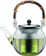 Bodum Assam Teebereiter mit Edelstahlfilter und
