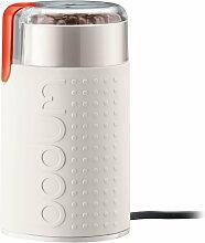 Bodum - Bistro elektrische Kaffeemühle, crème