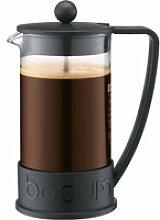 Bodum - Brazil, Kaffeebereiter 1,0 l, schwarz