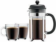 Bodum CAFFETTIERA Kaffeebereiter Kaffeemaschine,