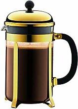 Bodum Chambord Kaffeebereiter 12 Tassen mit