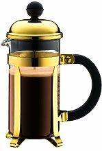 Bodum Chambord Kaffeebereiter 3 Tassen mit
