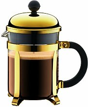 Bodum Chambord Kaffeebereiter 4 Tassen mit