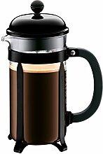 Bodum Chambord Kaffeebereiter 8 Tassen mit