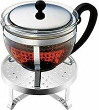 Bodum - Chambord Tee Set (Teekanne, Rechaud)