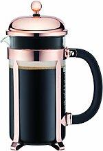Bodum Kaffeebereiter, Borosilikatglas