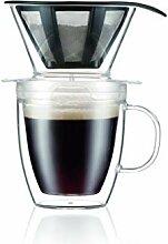 Bodum Pour Over Kaffee-Tropfer Set mit