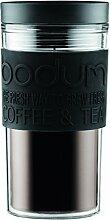 Bodum Travel Mug, Doppelwandig, Kunststoff, 0.35