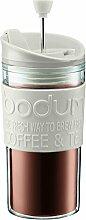 Bodum Travel Press Kaffeebereiter, Kunststoff,