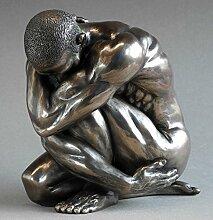 BODY TALK 72024 - man poses - Akt Skulptur -