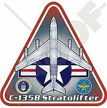 Boeing C-135 Stratolifter USAF C-135B MATTEN