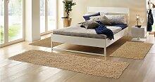 Böing Carpet Bettumrandung Flokati 1500 g,