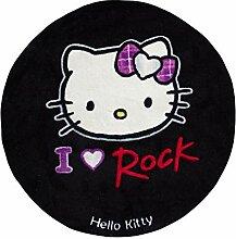 Böing Carpet Hello Kitty Teppich ' I Love