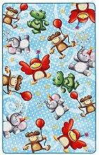 Böing Carpet LK-4 Lovely Kids Kinderteppich, 67 x
