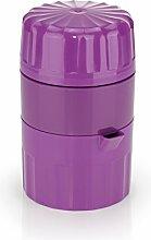 Börner Saftpresse violett, Fruchtpresse,