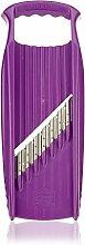 Börner Welle-Waffel XXL Powerline in violett -