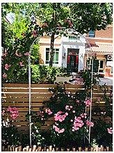 Bogen BlumenstäNder, Eisen Outdoor Klettern