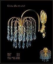 Bogen Kristall Wand Kronleuchter Wandlampe