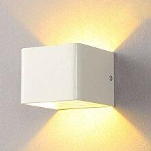 BOGEZ 6W LED Wandleuchte Wandlampe Up Down