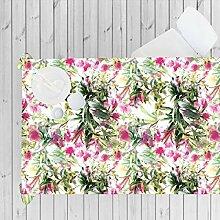 Boheme Tischdecke Modern 140x140x3 cm bun