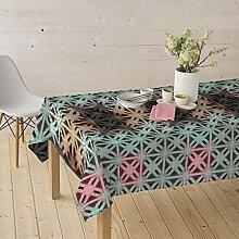 Boheme Tischdecke Modern 140x200x3 cm bun