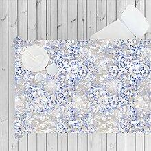 Boheme Tischdecke Modern 140x240x3 cm bun
