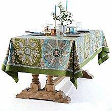Bohemia Rose Dekorative Tischwäsche Vintage