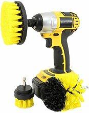Bohrbürsten-Reinigungswerkzeuge, Drillbrush
