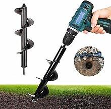 Bohreinsatz Garten Erdbohrer Werkzeuge