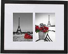 BOJIN Collage Bilderrahmen Fotogalerie 11x14 Inch