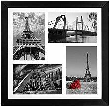 BOJIN Mehrfach Bilderrahmen Bildergalerie 12x12
