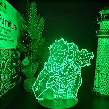 Boku no Hero Academia Midoriya Izuku Eri 3D LED