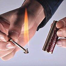 BOLLAER New Match Metall Matchstick Geschenk
